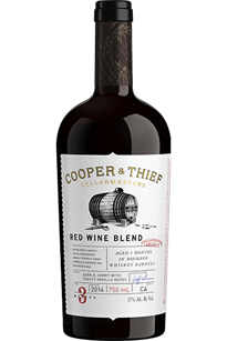 Cooper & Thief Red Wine Blend 2014 750ml